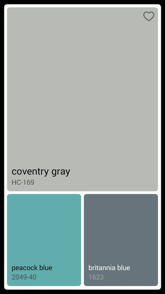 Accent Colors With Coventry Gray Coventry Gray Benjamin Moore
