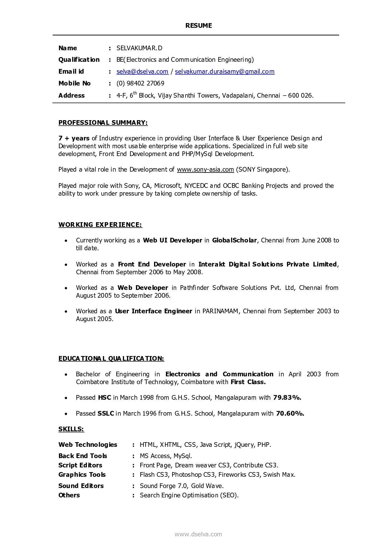 Tefl Resume Sample Cover Letter Education Format Teacher Templates