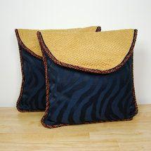 Walmart: American Mills Z-Braided Pillow (Set of 2)