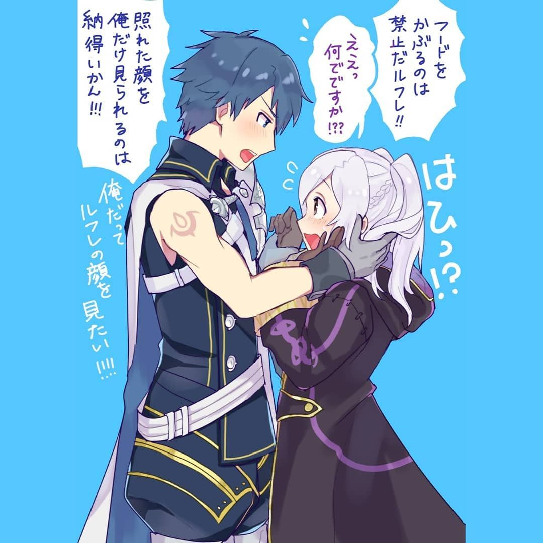 tactician cake on instagram the sudden grip on her wrist and gentle tug from her captain startled robin as she continued to fire emblem robin female robin