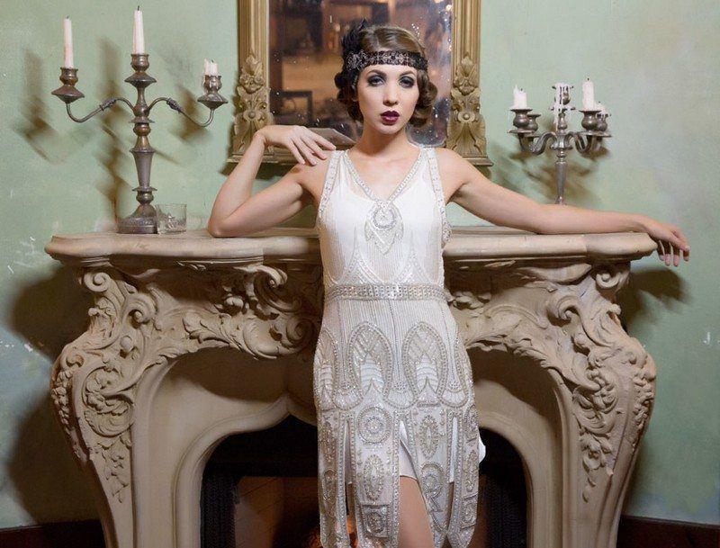 Robe Charleston Ann Es 20 Et Tenues Inspir Es Par Gatsby Bijoux Gar Onnes Et Tenue