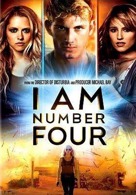 Eu Sou O Numero 4 Filme Eu Sou O Numero Quatro Os Incriveis Filme Filmes