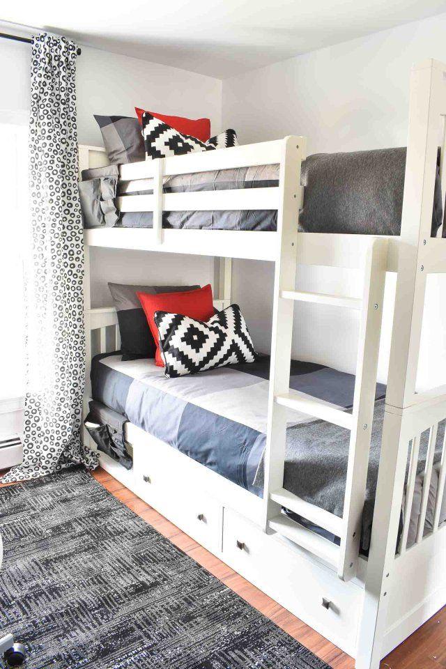 Jordan TwinOverTwin Bunk Bed Bunk beds