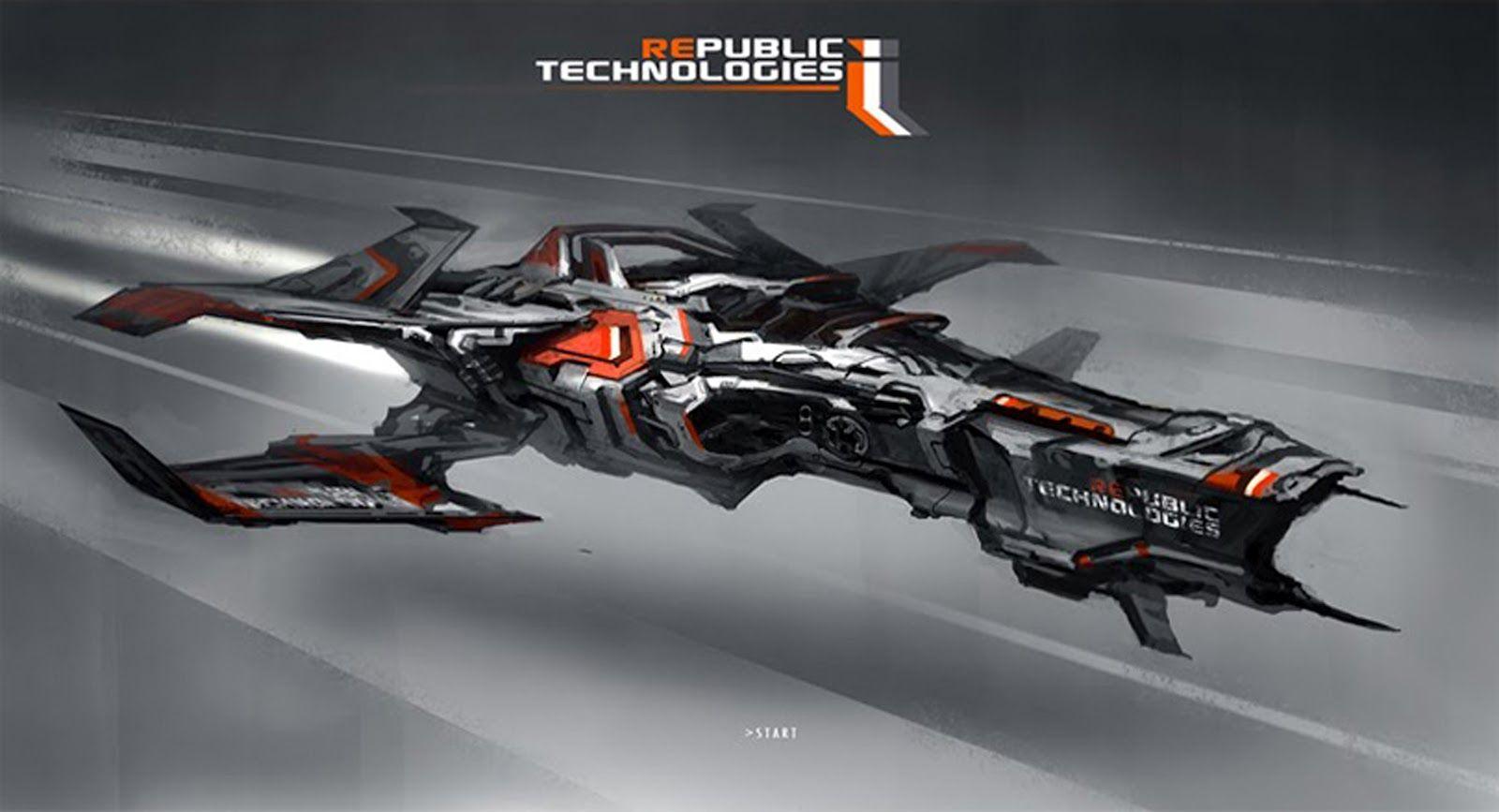 Futuristic Concepts Alien Spacecraft Concept Page 2 Pics About Space Short Range