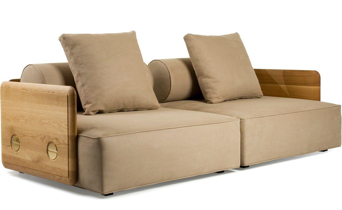 Deco Sofa Medium 243m By Autoban For De La Espada