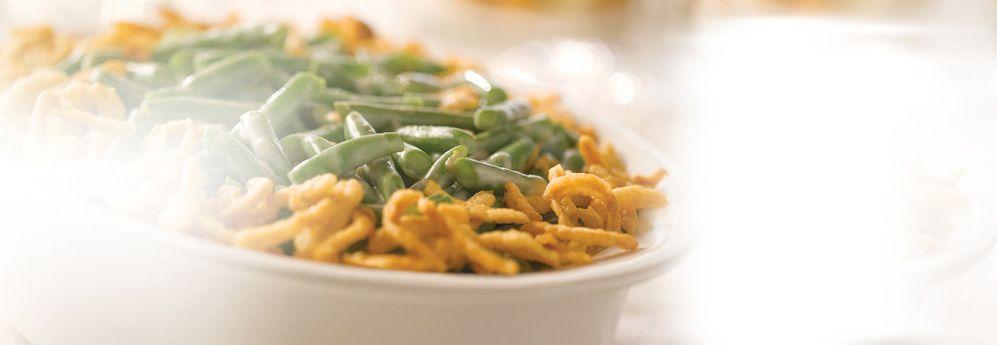 Can't help it, I just love Green Bean Casserole!