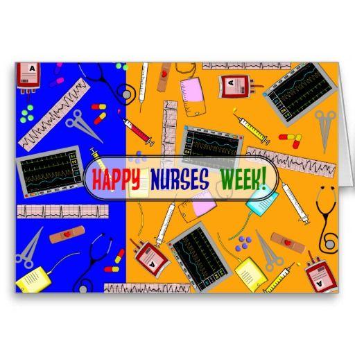 Happy nurses week card 20 httpzazzle happy nurses week card 20 httpzazzle m4hsunfo