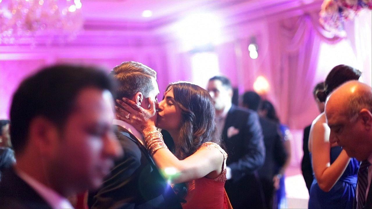Neha And Bjs Indian Wedding At The Ritz In Pentagon City By Monachetti Weddings Video