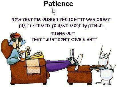 Funny Quotes Patience Yadbwcom