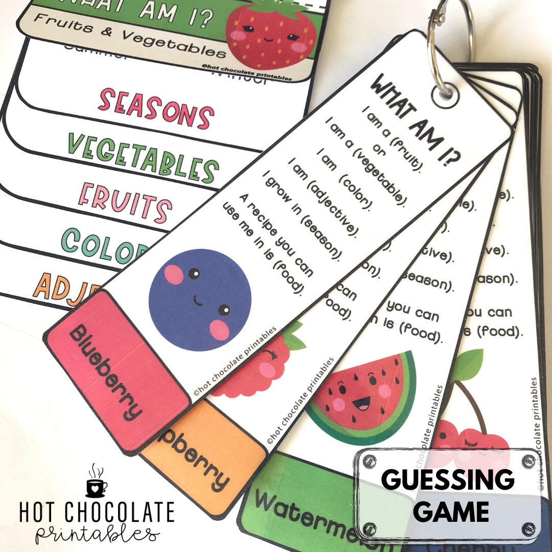 Guessing Games Your English Students Will Love In