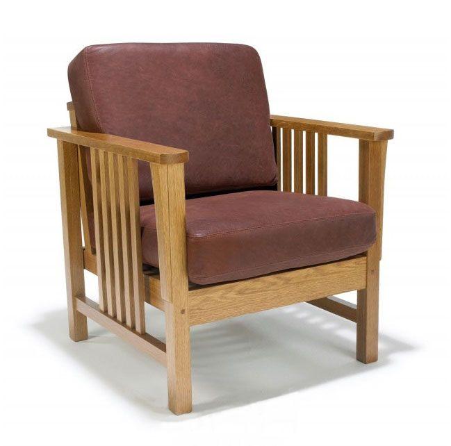 New Arts Crafts Movement Frank Lloyd Wright Mission Prairie Style Oak