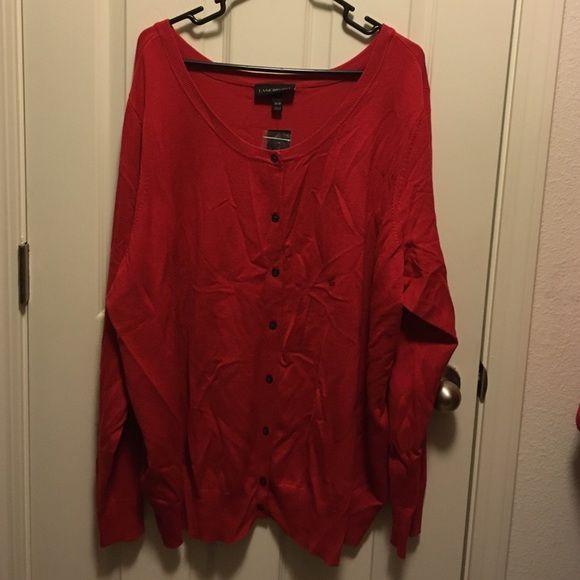 Lane Bryant Cardigan Long sleeve knit cardigan. Lane Bryant Sweaters Cardigans