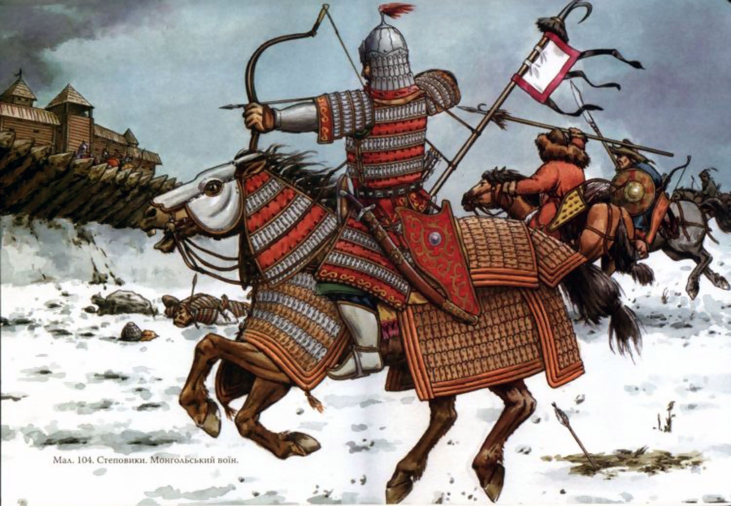mongol brutality Russia surpassed anything since the mongol invasions of europe in the sixteenth   our strength is in our quickness and our brutality genghis khan had.