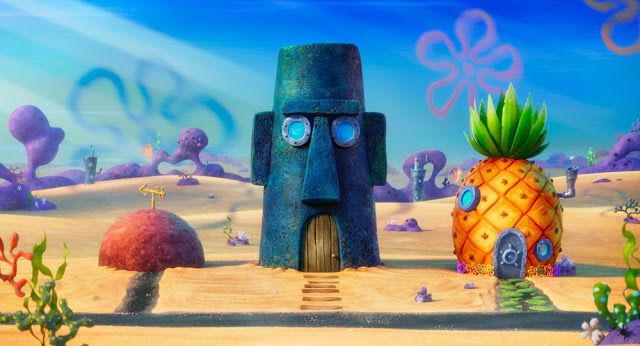Tim Hill Talks 'The SpongeBob Movie: Sponge on the Run'