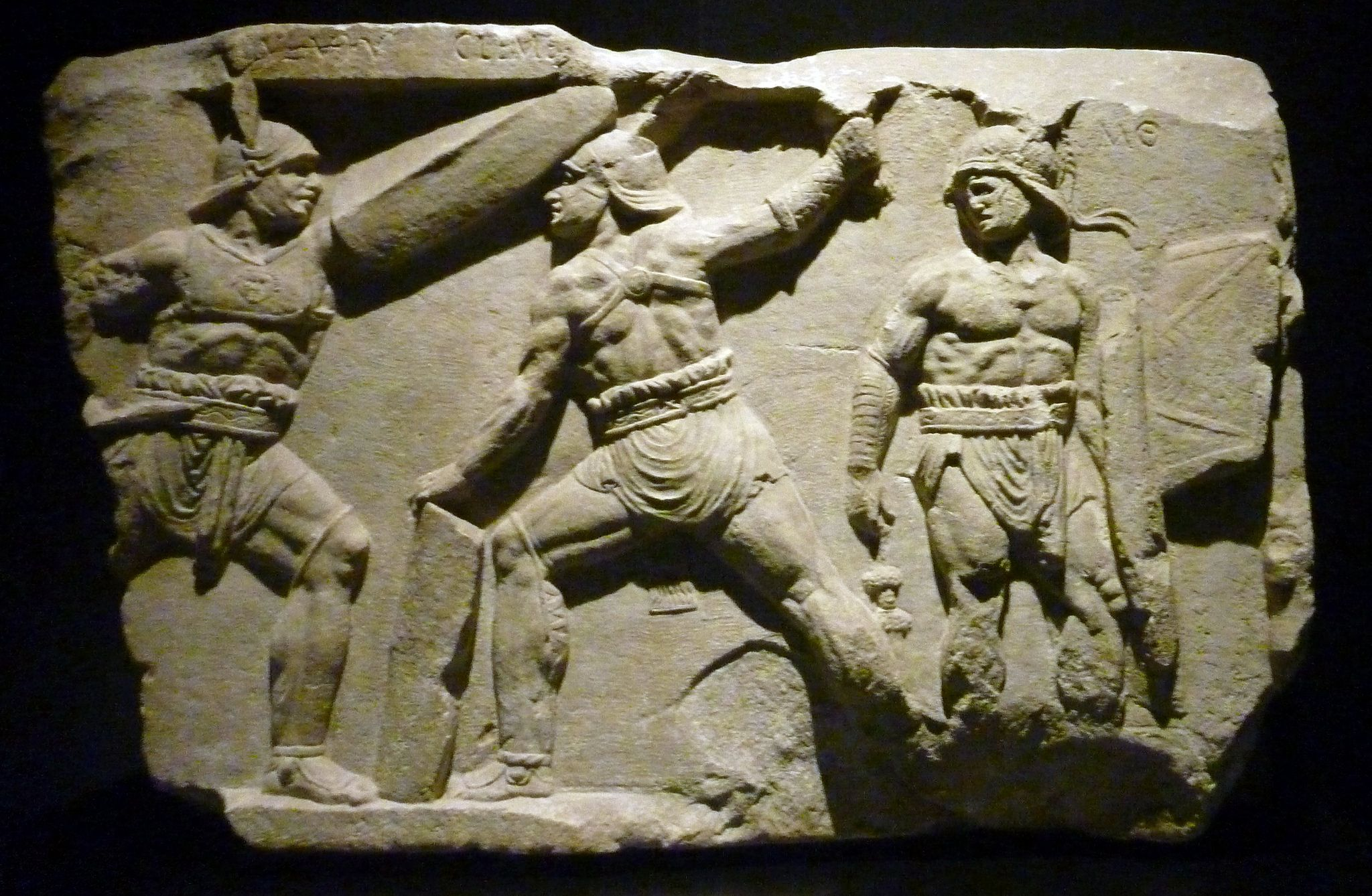 Gladiator de roma latino dating