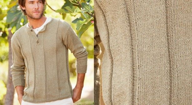 Le pull col tunisien homme   Polos 6a465f70bfc