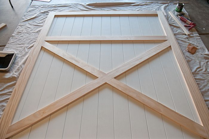 Diy Barn Door Tutorial Life With Fingerprints Diy Barn Door Plans Diy Sliding Barn Door Making Barn Doors