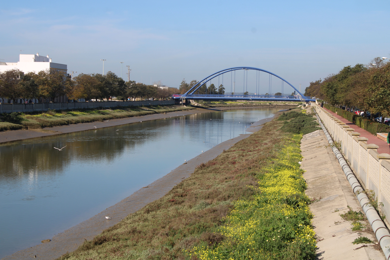 rio iro en Chiclana de la Frontera