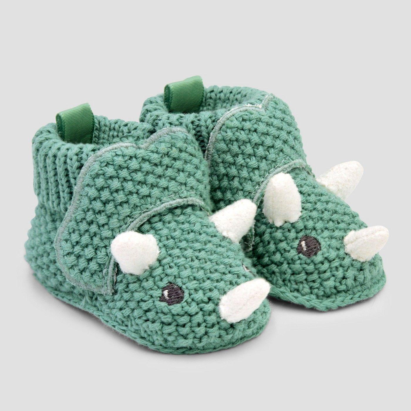 Baby Boys' Bootie Slippers - Just One