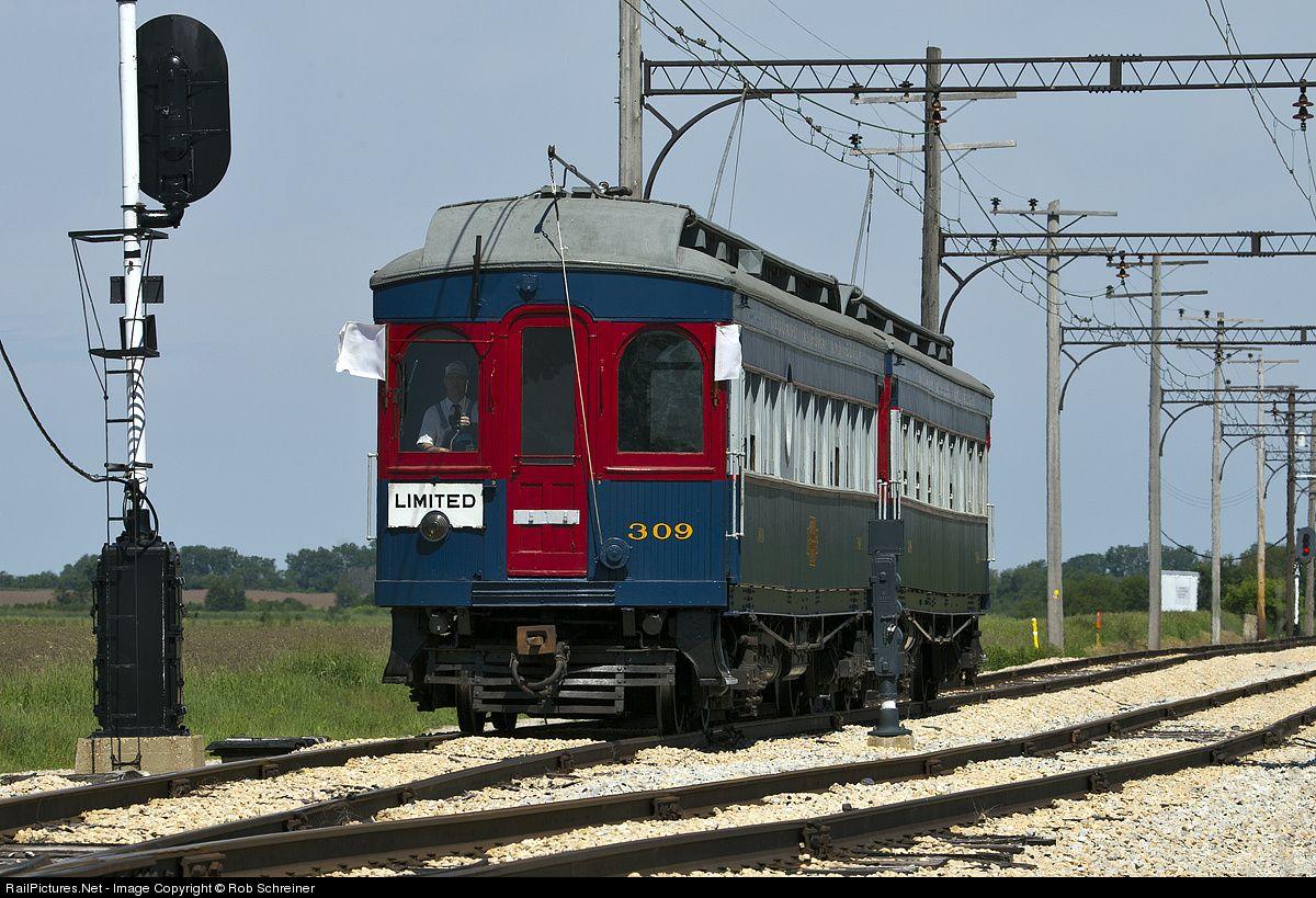 RailPictures Net Photo: CAE 309 Chicago Aurora & Elgin Hicks