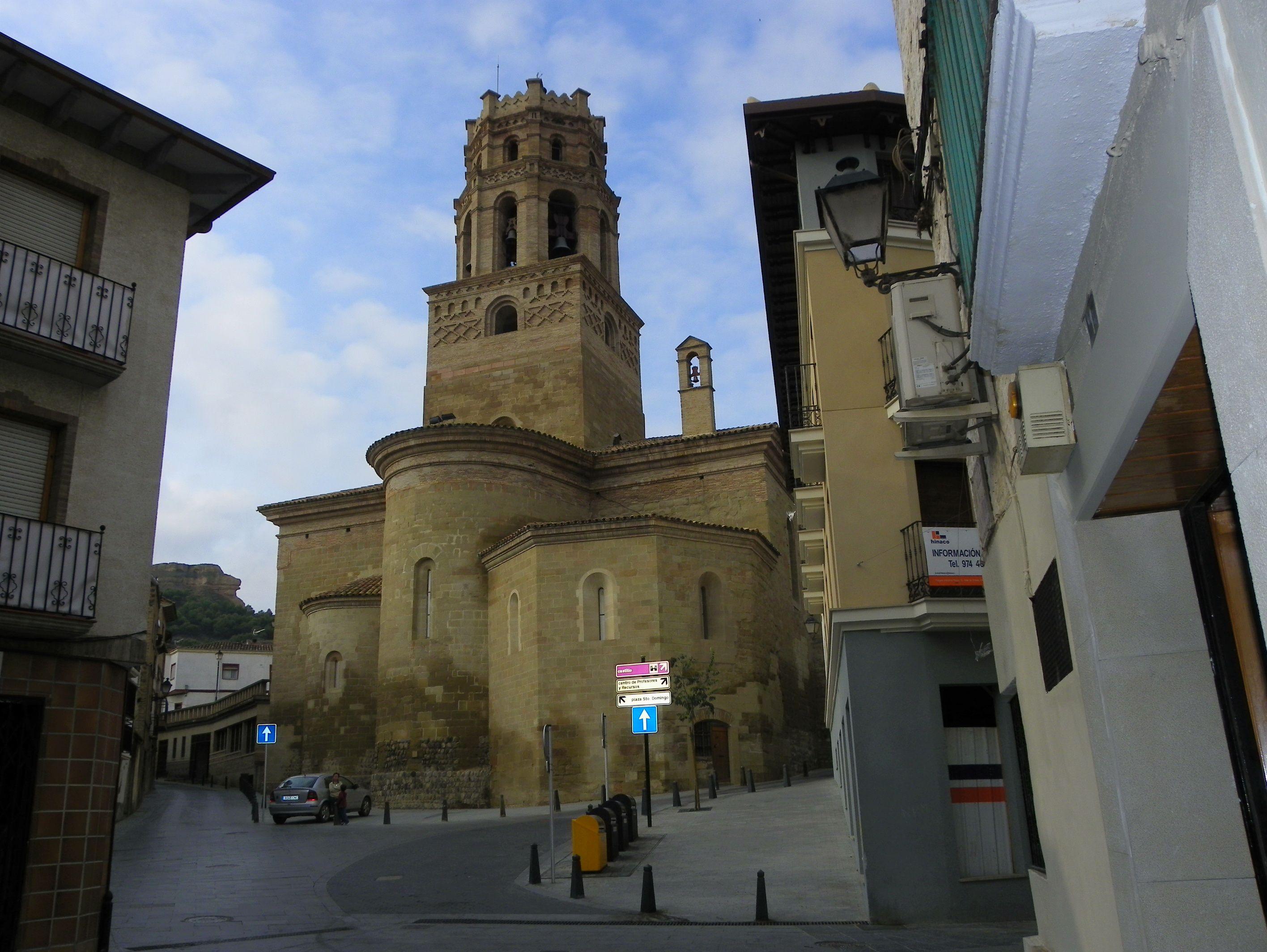 """Resultado de imagen de Concatedral de Santa María del Romeral,"""""""