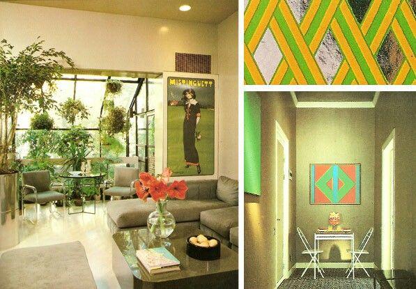 Attractive Room · 80s DesignDesign StylesCafe ...