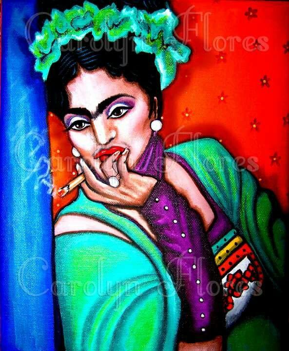 Contemporary Frida