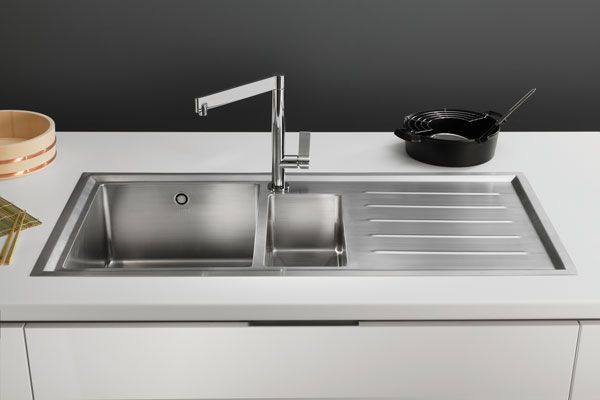 Hillside 36 Inch Stainless Steel Kitchen Sink. 17 Best Images