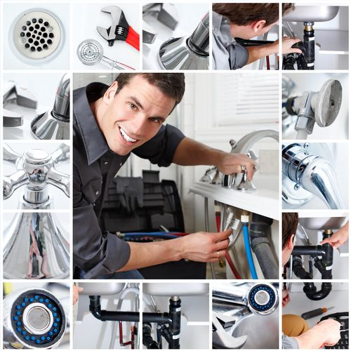 Check if any of the faucets are dripping; those little leaks are easy to fix and save a lot of water. http://goo.gl/8BqMcU