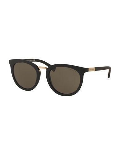 Ralph By Ralph Lauren Eyewear 52MM Round Sunglasses, 0RA5207 Women's B