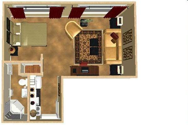 Apartments Mit Einem Schlafzimmer In Memphis Tn Creative Entzückend    Schlafzimmermöbel Eine Schlafzimmer Apartments In