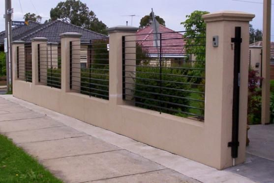Fence Designs by Stagg Industries Pty Ltd | Garden | Pinterest ...