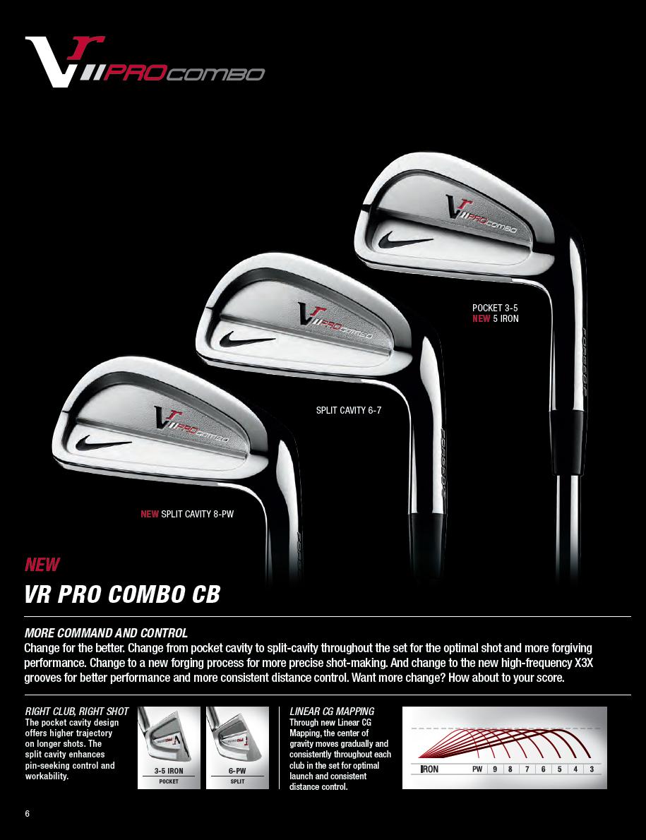 Nike Vapor Pro Bo Irons Review Golfalot