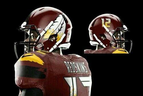 sale retailer dcbb0 25cd6 Washington Redskins Alternate Logo Design. | Redskins Logo's ...