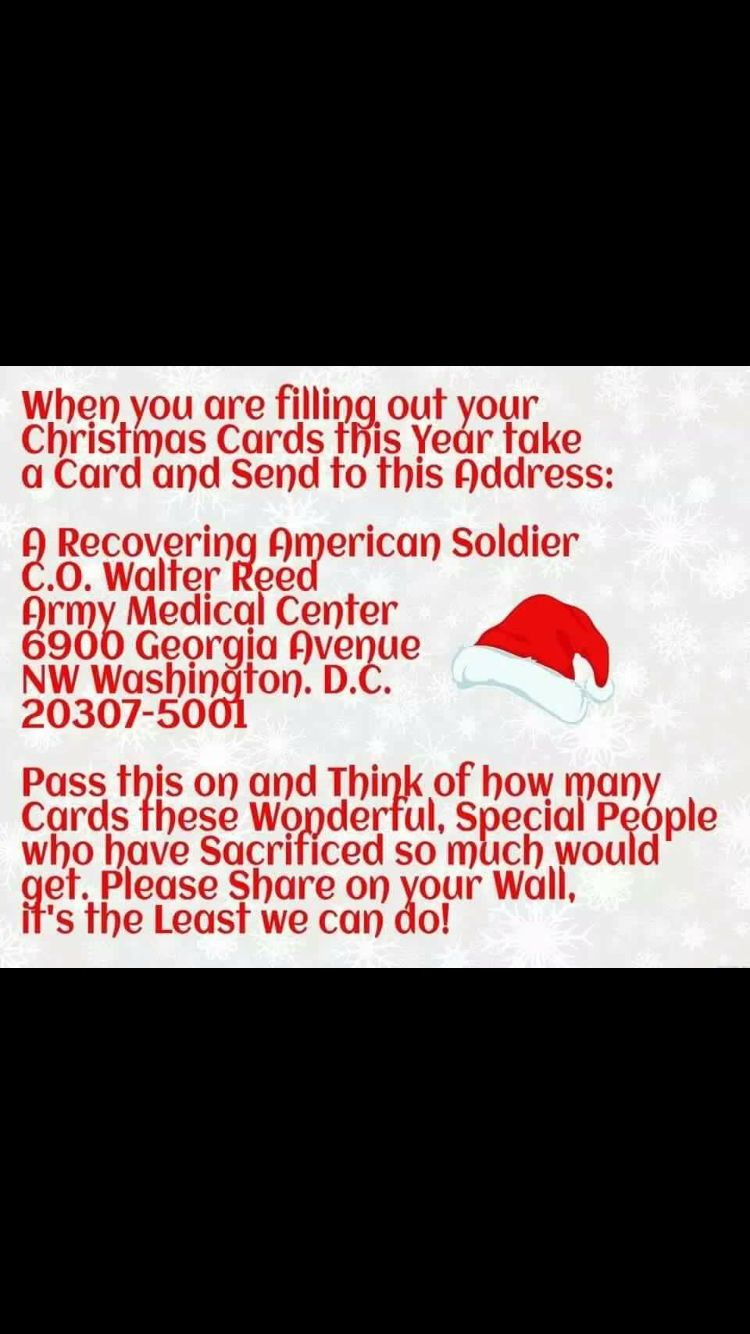 Cards for soldiers | Christmas | Pinterest | Christmas Cards, Cards ...