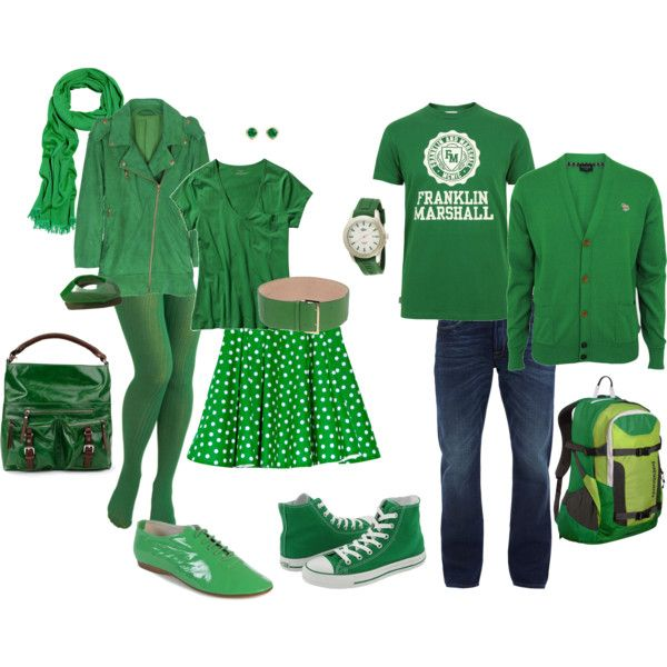 What To Wear On St Patricks Day For College Kids Luck Of The