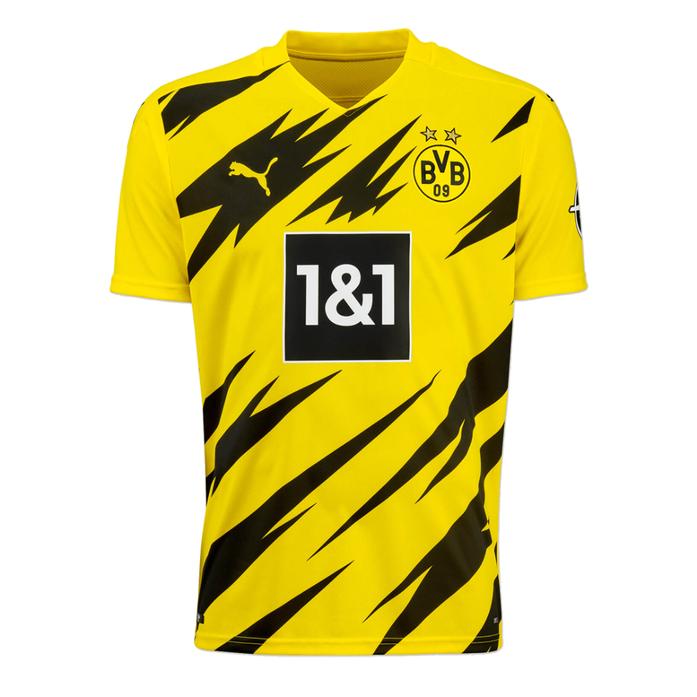 20 21 Borussia Dortmund Home Yellow Soccer Jerseys Shirt Cheap Soccer Jerseys Shop In 2020 Borussia Dortmund Dortmund Soccer Jersey