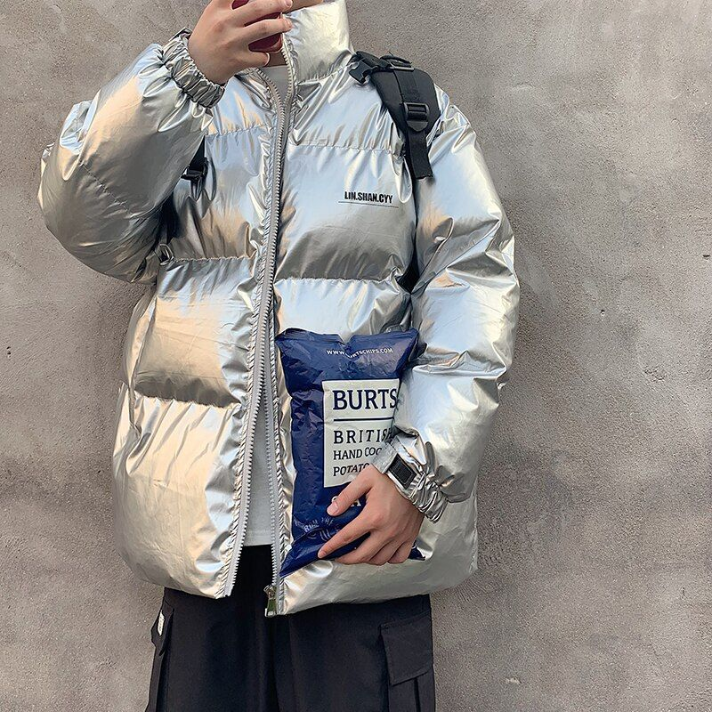 Colorful Thick Bubble Coat in 2020 | Bubble coat, Solid
