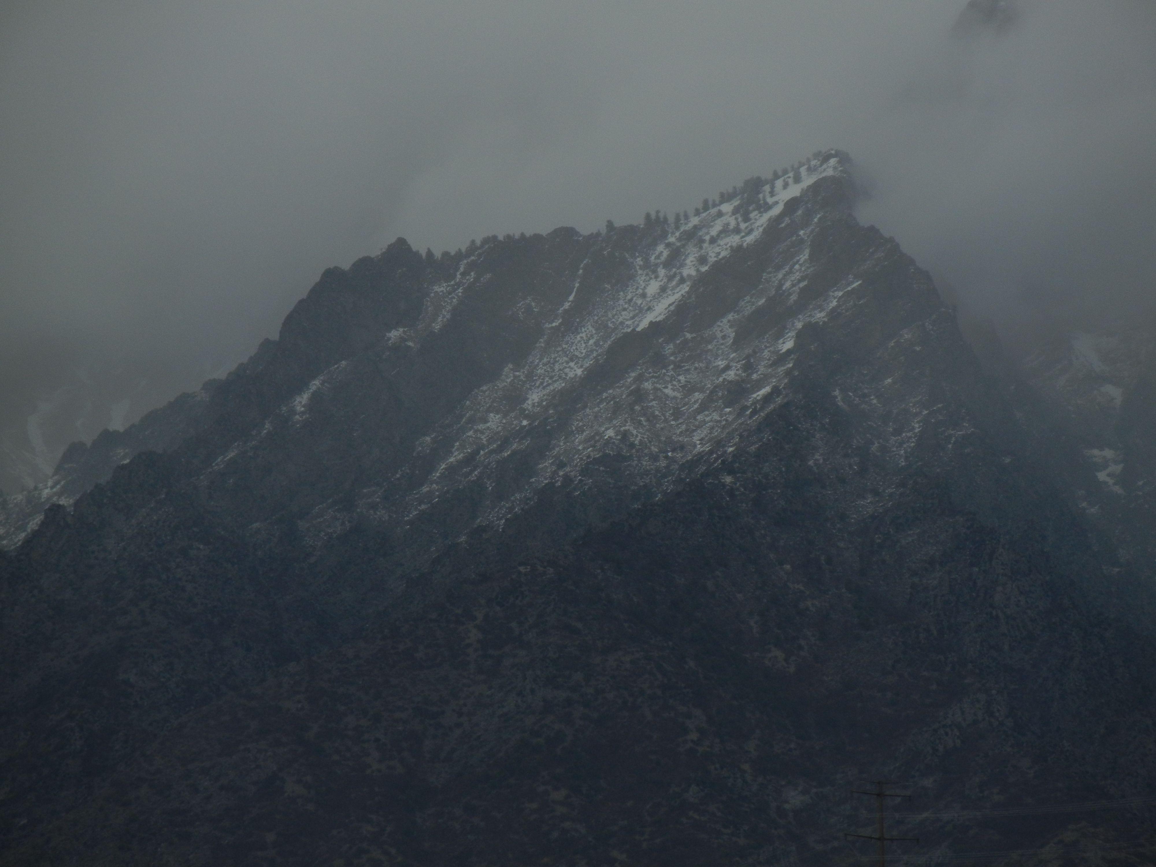 4/8/17 Above Ogden, Utah Atmospheric phenomenon