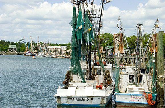 10 Unforgettable Coastal Villages in North America #shrimpseasoning