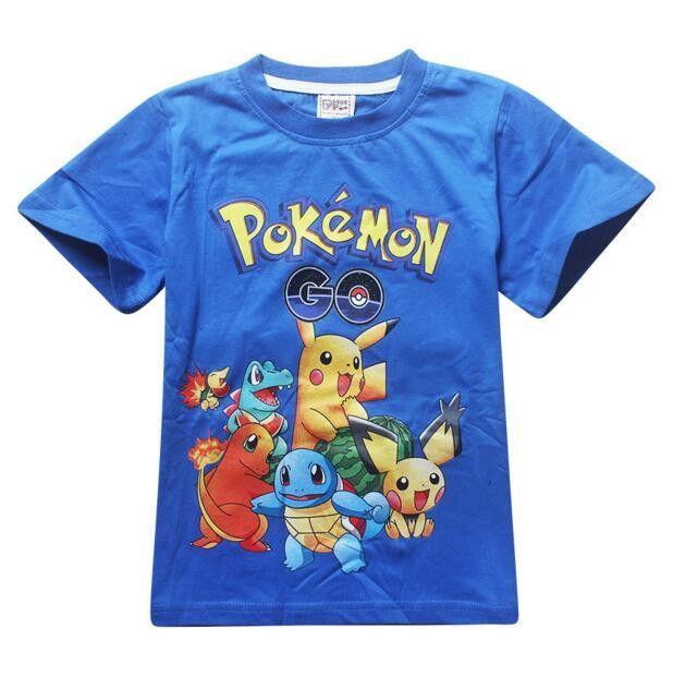 Pokemon Go Team Funny T- shirt for Boys