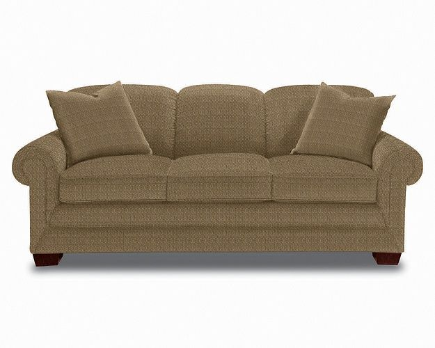 MACKENZIE PREMIER SOFA   LAZY BOY FURNITURE Cover Type: Fabric Cover Color:  Stone (