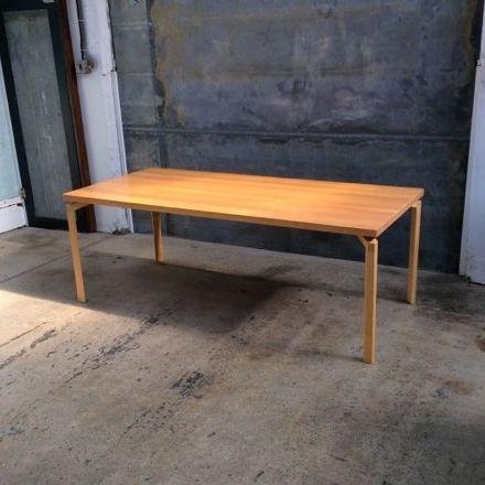 Mrmod Danish Modern Scandinavian Maple Table Craftsman Mr