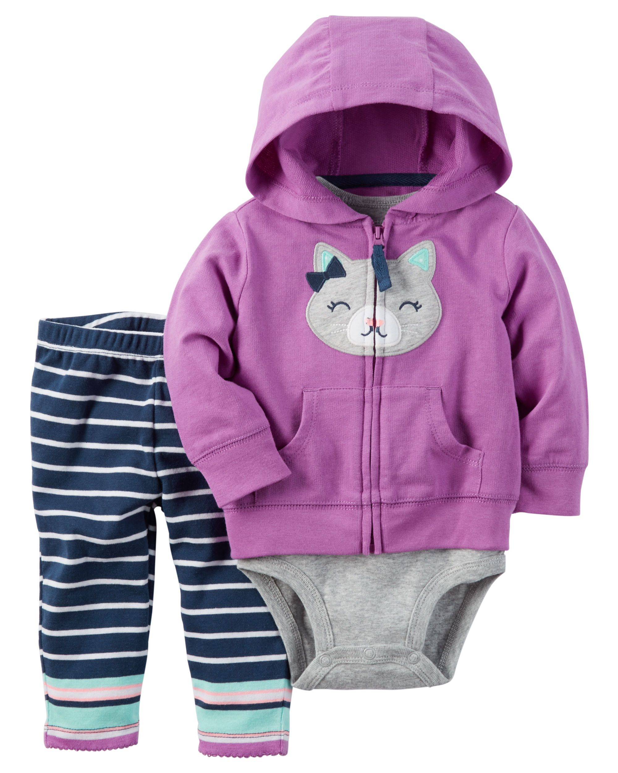 dfb3cf6cb294 3-Piece Little Jacket Set