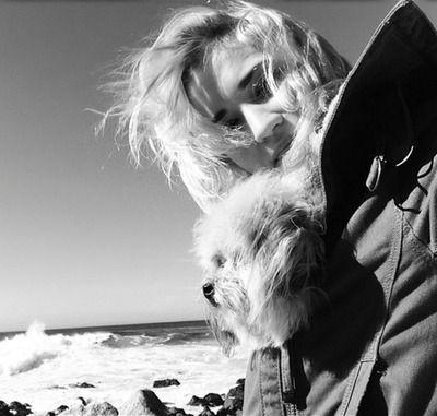 Emily osment beach