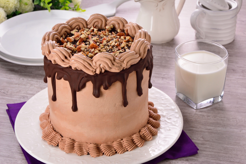 Pastel De Chocolate Y Coco Receta Pastel De Chocolate Receta De Pastel De Chocolate Pasteles