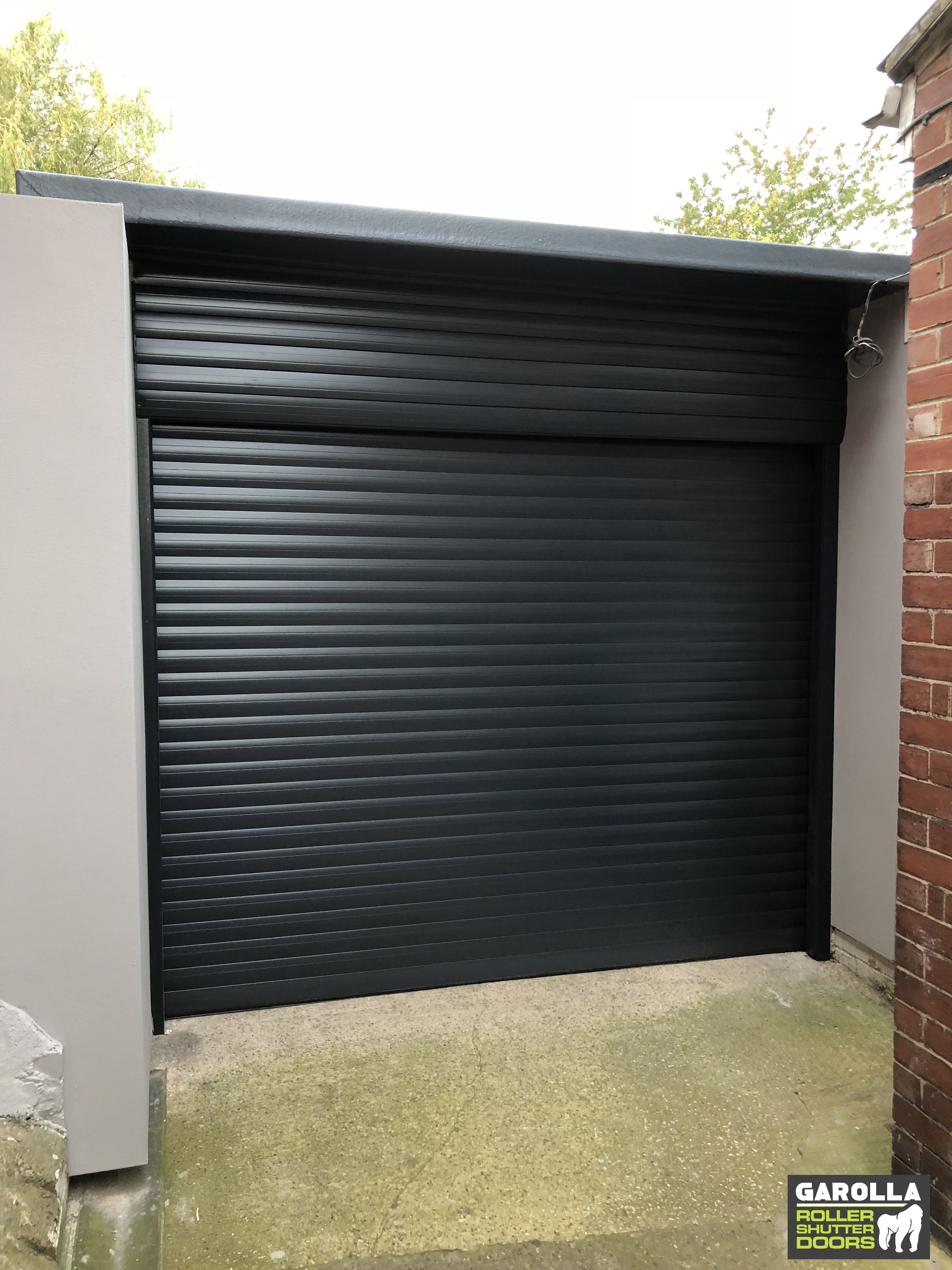 Black White Grey Garage Doors Are Incredibly Stylish You Can