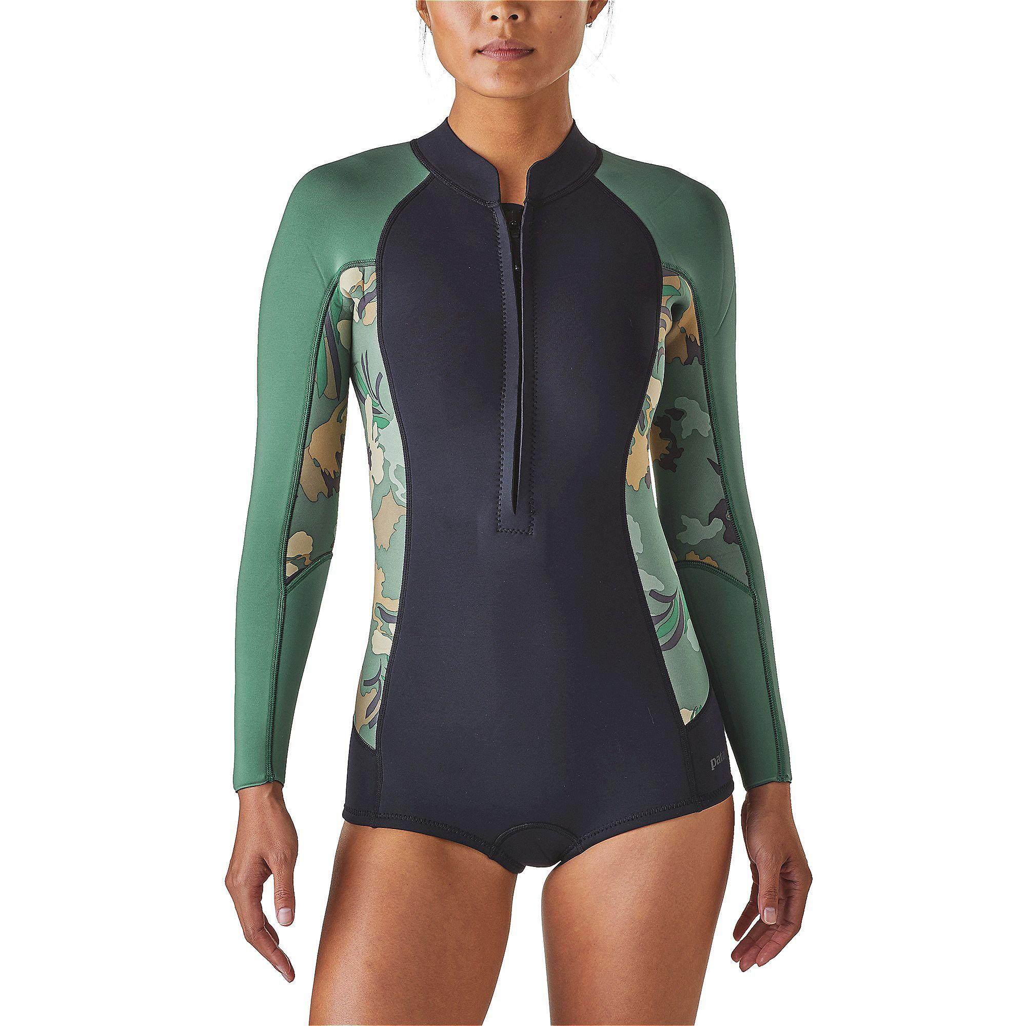 c4fcf3c712 Patagonia Women s R1® Lite Yulex® L S Spring Jane Wetsuit