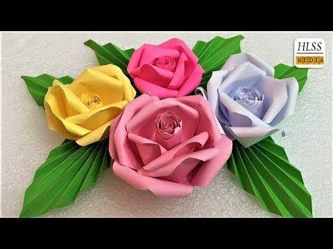 How to make dahlia paper flower diy dahlia crepe paper flower how to make dahlia paper flower diy dahlia crepe paper flower making tutorials paper mightylinksfo