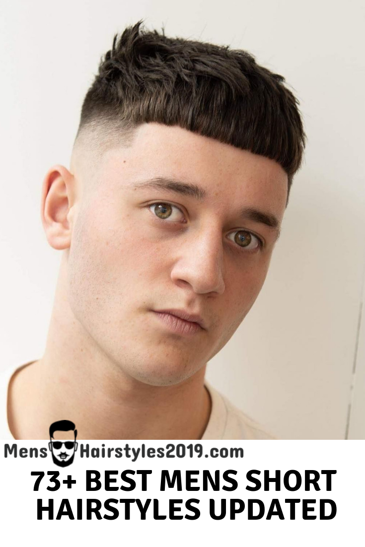 Mens Hairstyles 2019 , Best Mens Short Haircuts Guide + Gallery ...